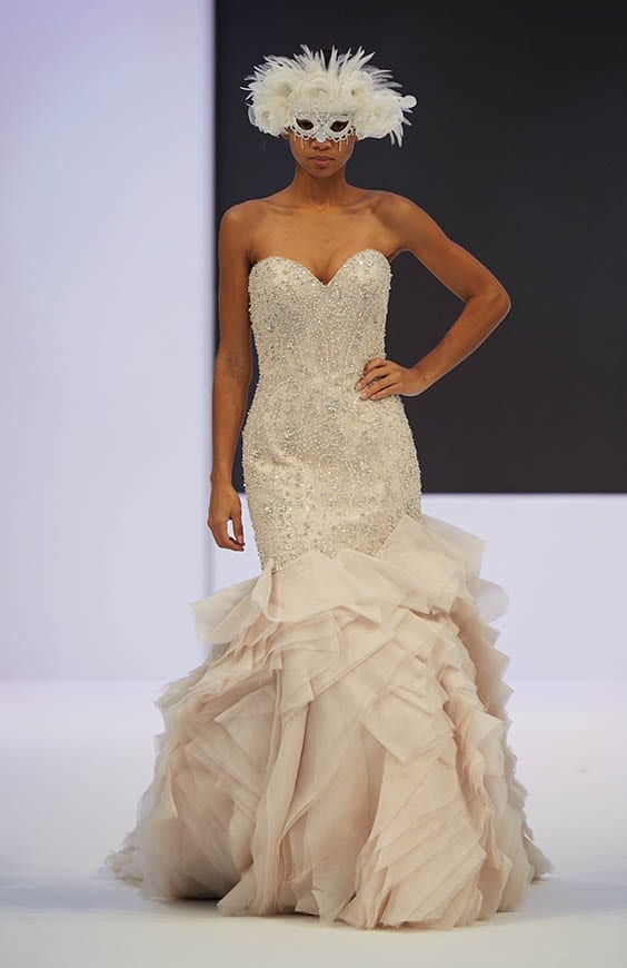 Allure Bridals at The National Wedding Show