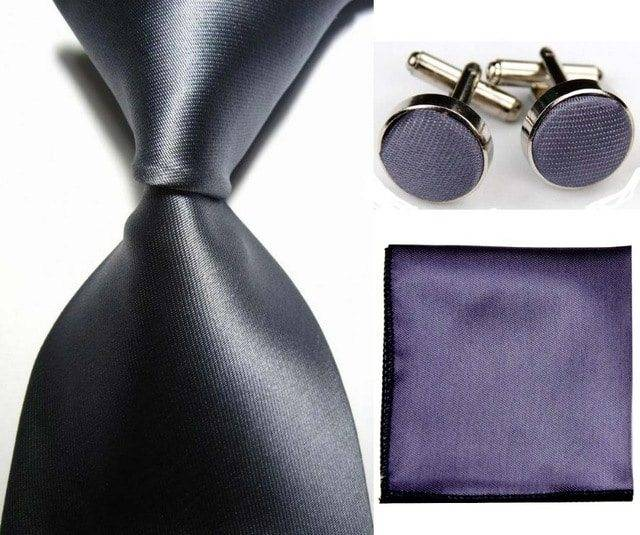 Mens Handkerchiefs & Cufflinks
