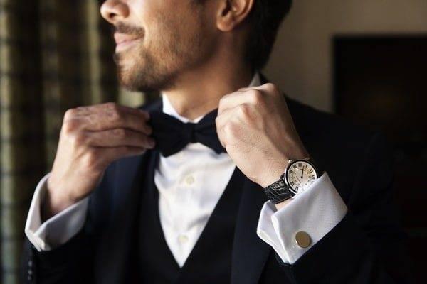 Mens Luxury Wedding Tie