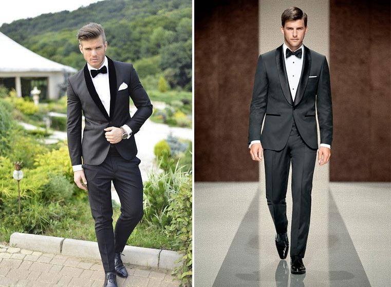 The Quick & Easy Guide To 2016 Wedding Menswear