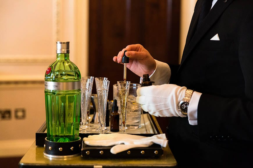 Martini Masterclass At The Connaught