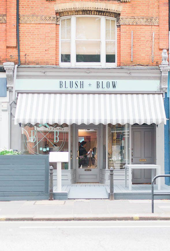 Blush and Blow Fulham
