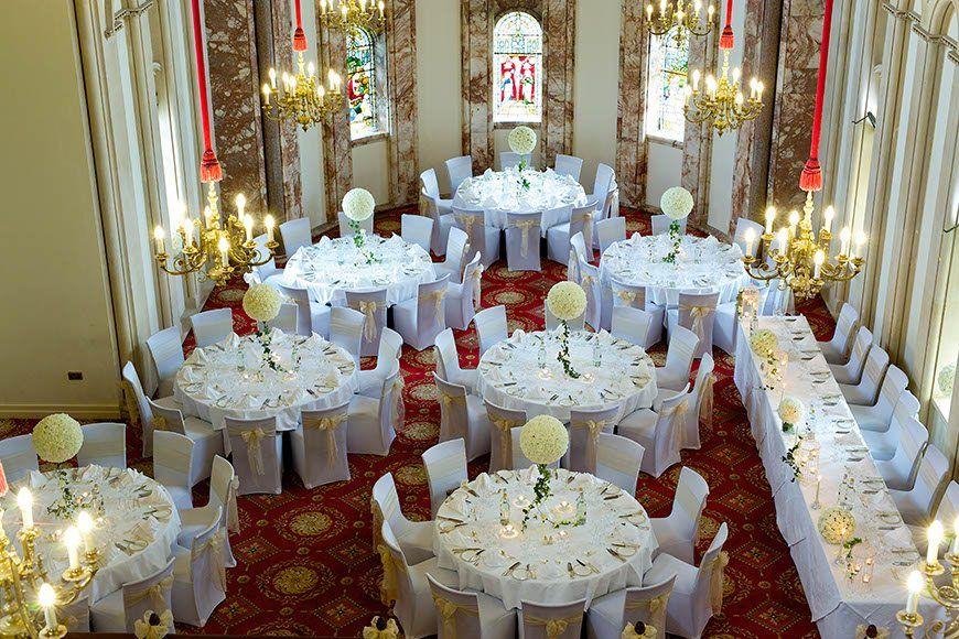 Romanov Wedding Breakfast