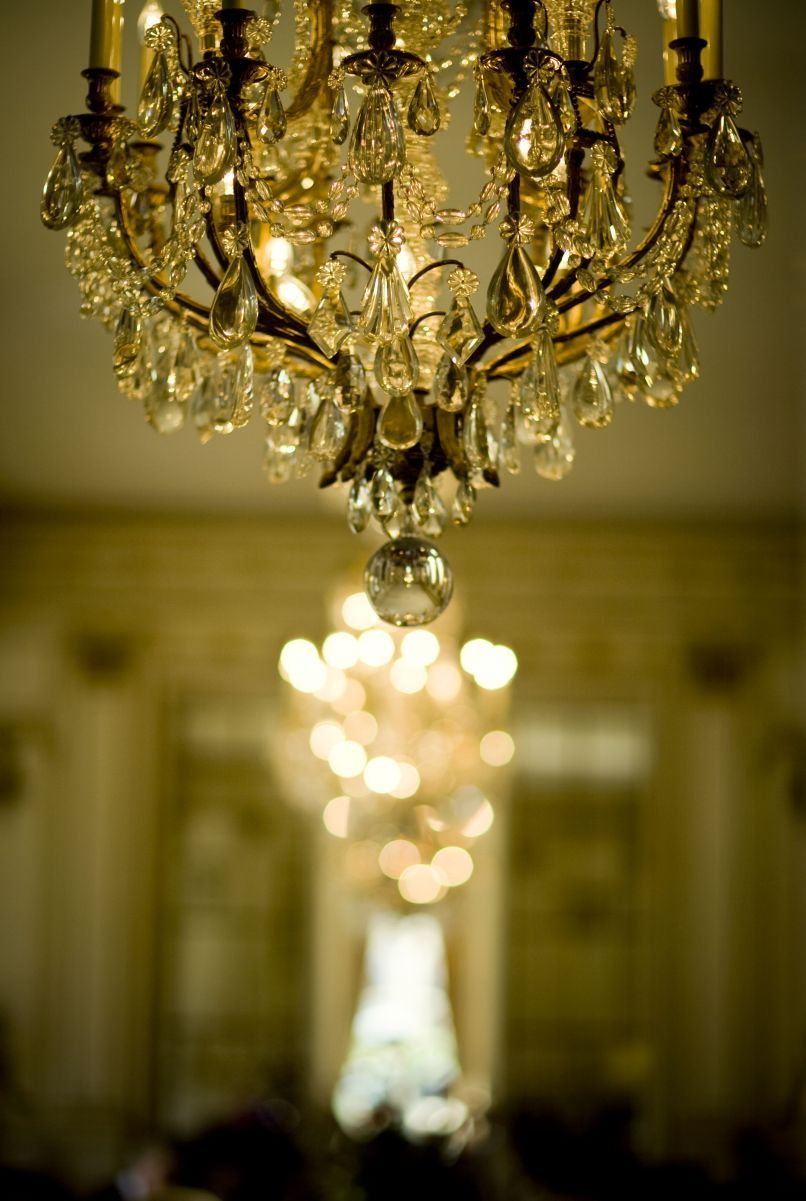 A Candle chandelier