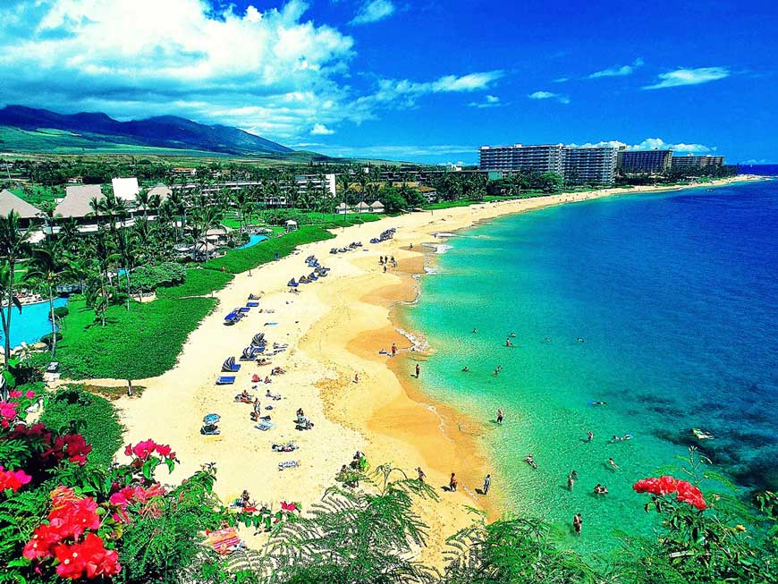 Maui Beach Hawaii