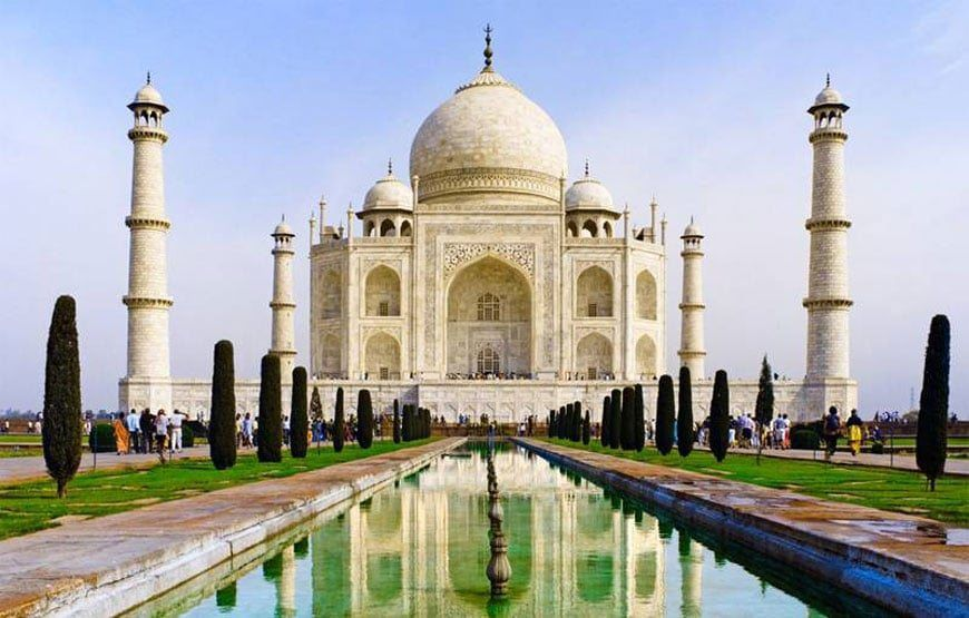 businessinsider.my - The Taj Mahal