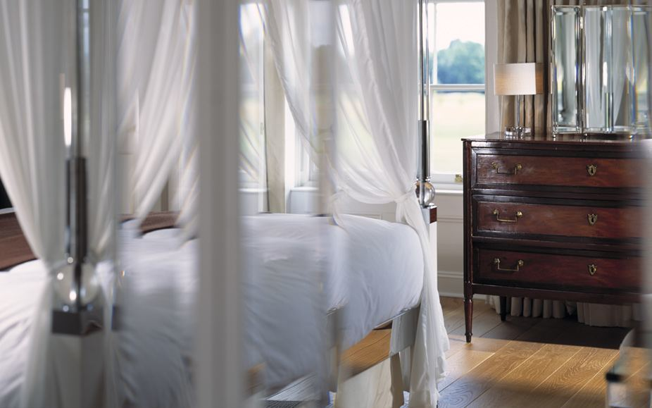 Bedroom At The Grove