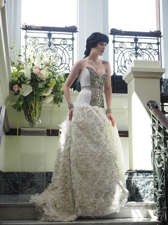 Bride At The Mandarin Oriental
