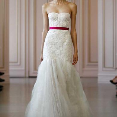 Oscar de la Renta 2016 Spring Bridal Collection 13