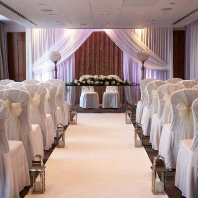 Weddings at The Four Seasons Canary Wharf