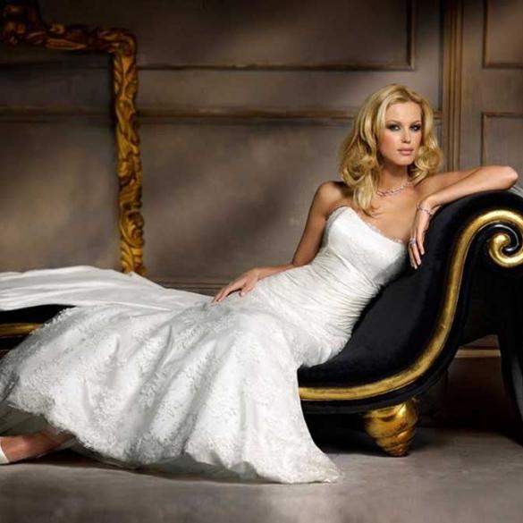 The UK's Top Luxury Wedding Dress Designers