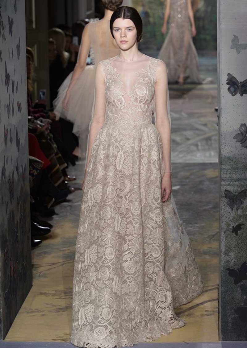 Paris Haute Couture Bridal Inspiration - Paris Fashion Week