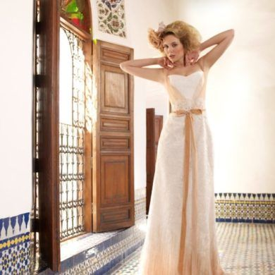 Stephanie Allin's Latest Collection Inspired By Morocco