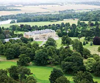 Follow In The Footsteps Of Royalty & At The Luton Hoo Hotel