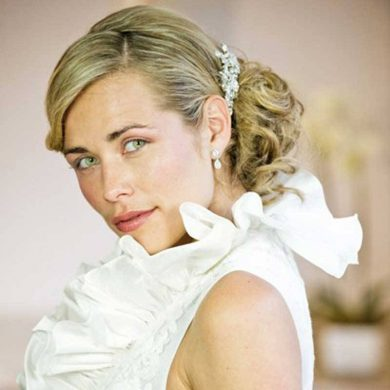 Bridal Hair Trends From Michael Van Clarke