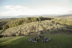 Real Wedding in Italy | A Tuscan Treasure