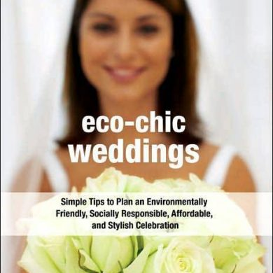 Eco Chic Weddings