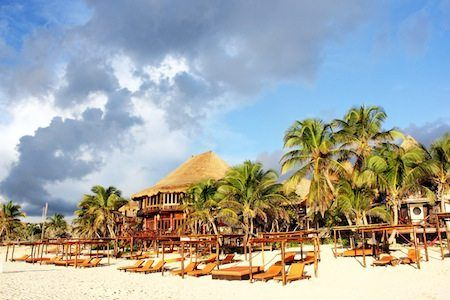 Amansala Launches New 'Chica Hotel' in Tulum, Mexico 1