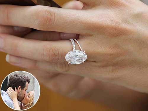 Blake Lively's Engagement Ring! 1