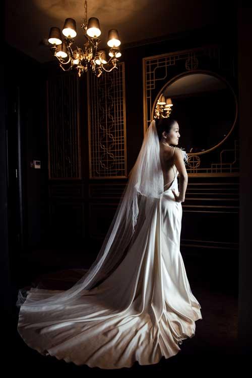 Advice From A Silk Wedding Veil Designer