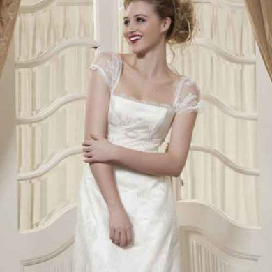 Preview Of Emma Hunt's Exquisite Wedding Dress Collection