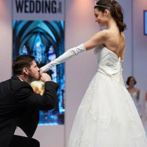The National Wedding Show Autumn 2016 Ticket Offer