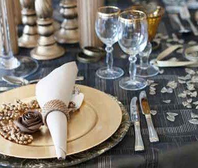 African Vintage Wedding Inspiration