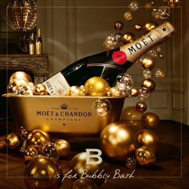 Moët & Chandon's Festive Limited Edition Champagne