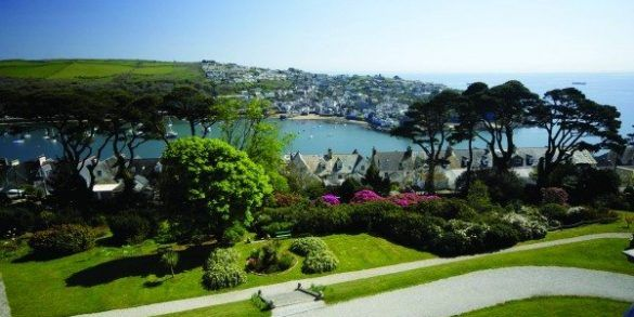 Spring Up The Aisle In Cornwall!