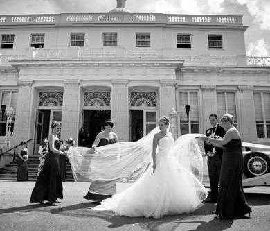 Wedding Open Day At Stoke Park