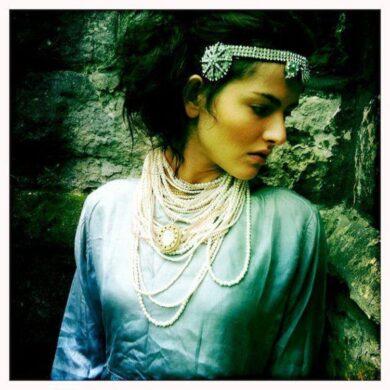 Greek Goddess Styled Jewellery