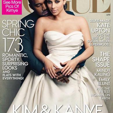 Kim Kardashian And Kanye West Officially Married