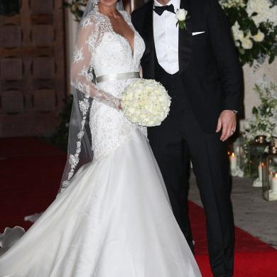 Christine Bleakley and Frank Lampard Finally Wed