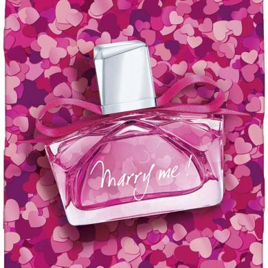 Lanvin Launches New Fragrance Marry Me!