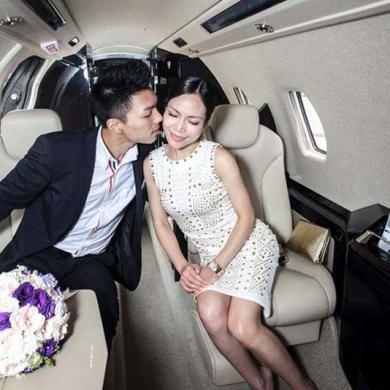 China's Jet-Set Brides & Grooms