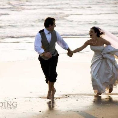 Beach Weddings in the UK