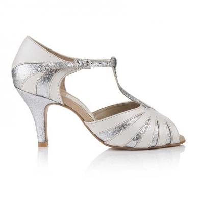 Vintage Inspired Bridal Shoes By Rachel Simpson