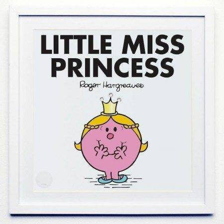 Limited Edition Little Miss Princess
