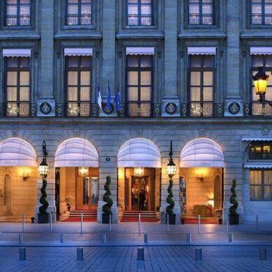 The Ritz Paris The New Decor