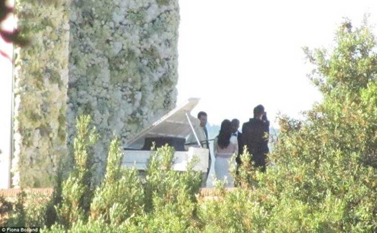 Kim Kardashian Wears Givenchy To Marry Kanye West