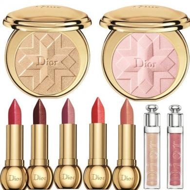 The Dior Golden Shock Collection