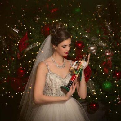 Nutcracker Inspired Christmas Wedding