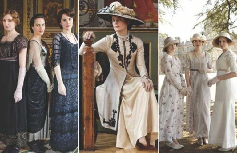 Get The Downton Abbey Look