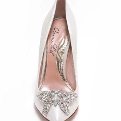 Glamorous Bridal Shoes By Aruna Seth