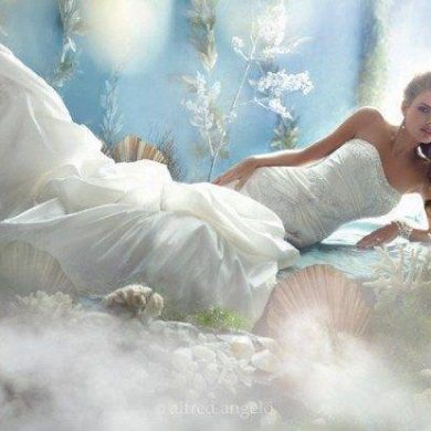 Disney Create Stunning Princess Wedding Dresses