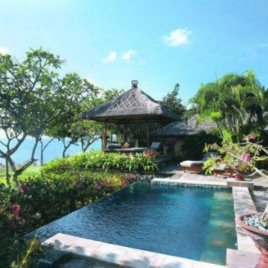 Bali, A Honeymooner's Paradise