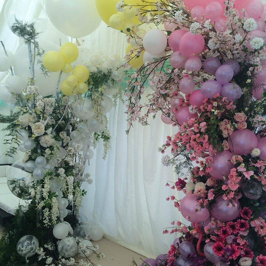 Blow Wedding Guests Away With Balloon D 233 Cor 5 Star
