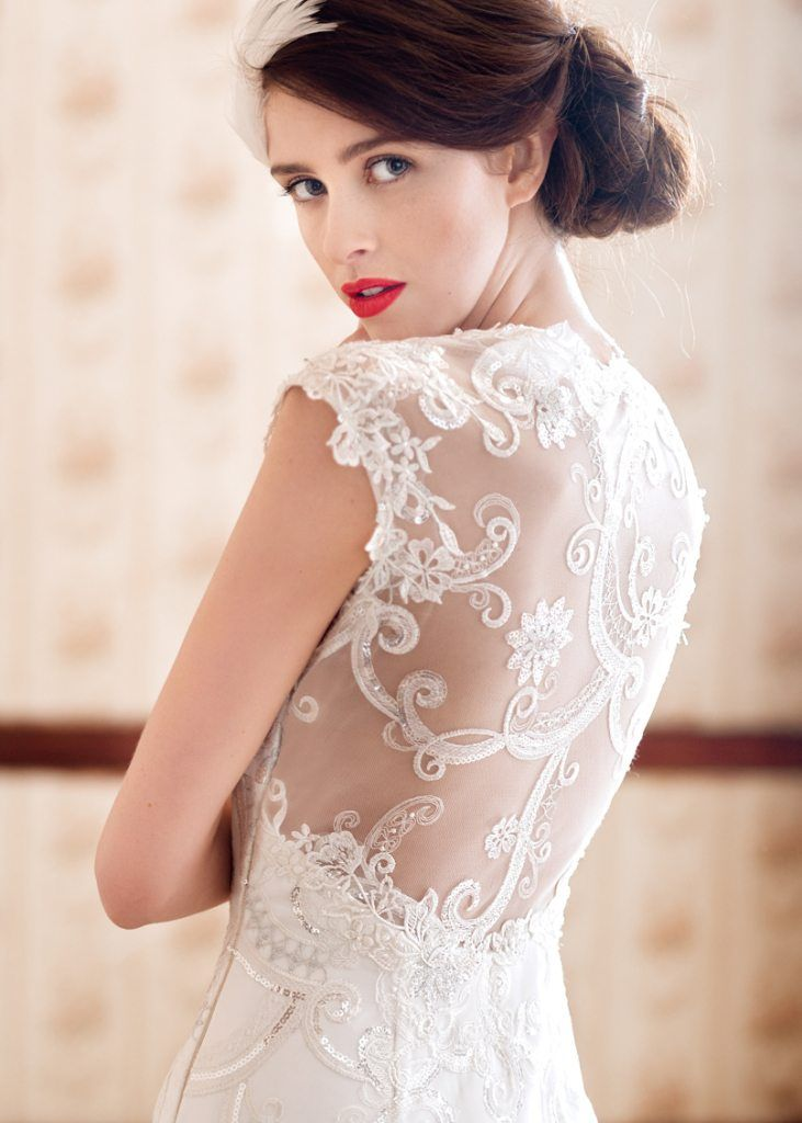 Charlotte Balbier's Inspiration Behind Her New Bridal Collection