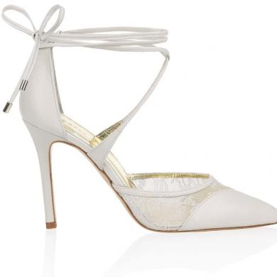 The Castello Bridal Shoe Collection By Freya Rose