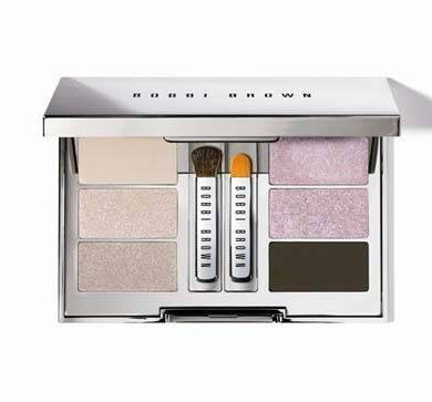 Bobbi Brown's Sparkling Luxe Collection